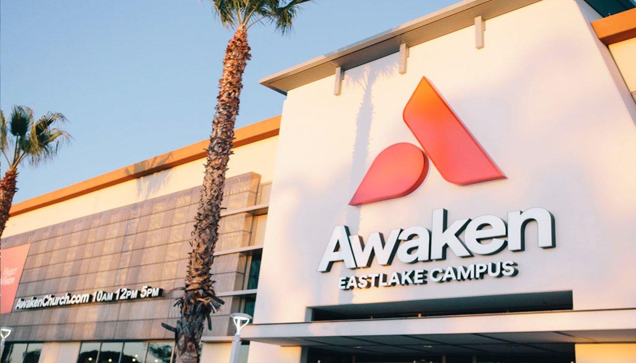 Branding Awaken Church for Sustainable Growth.