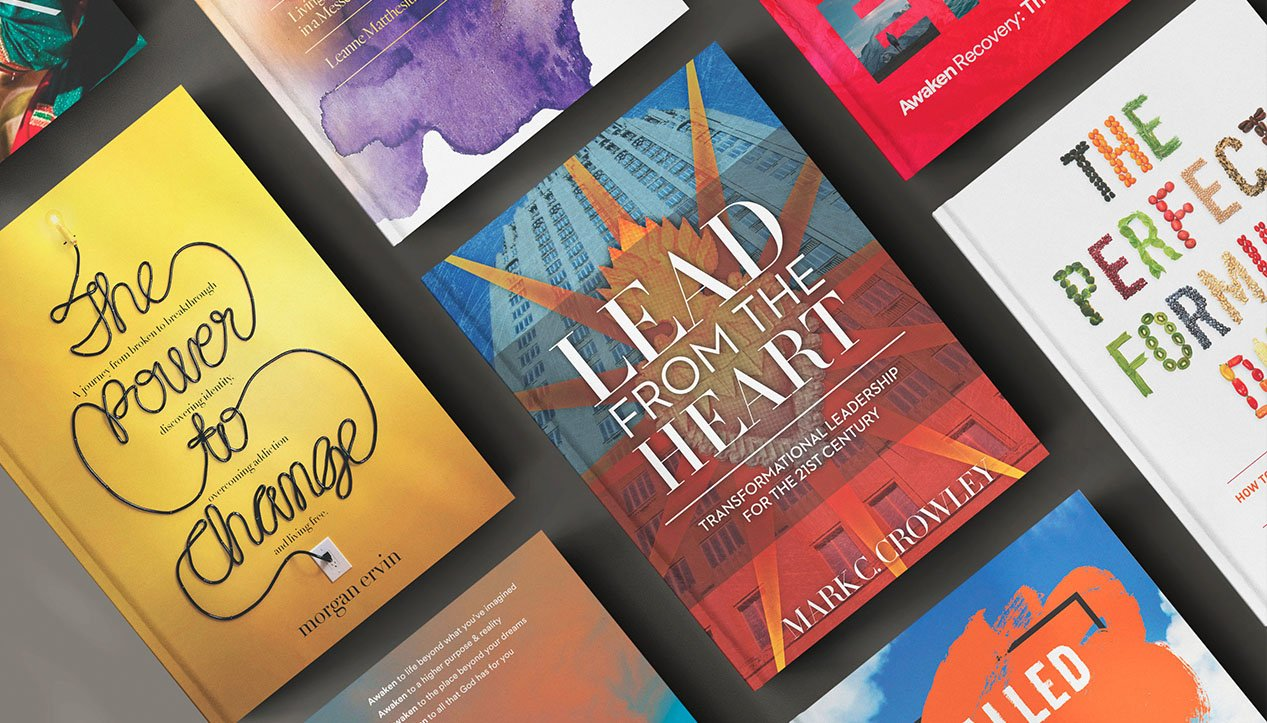 Giving Books a Visual Identity Worthy of their Content