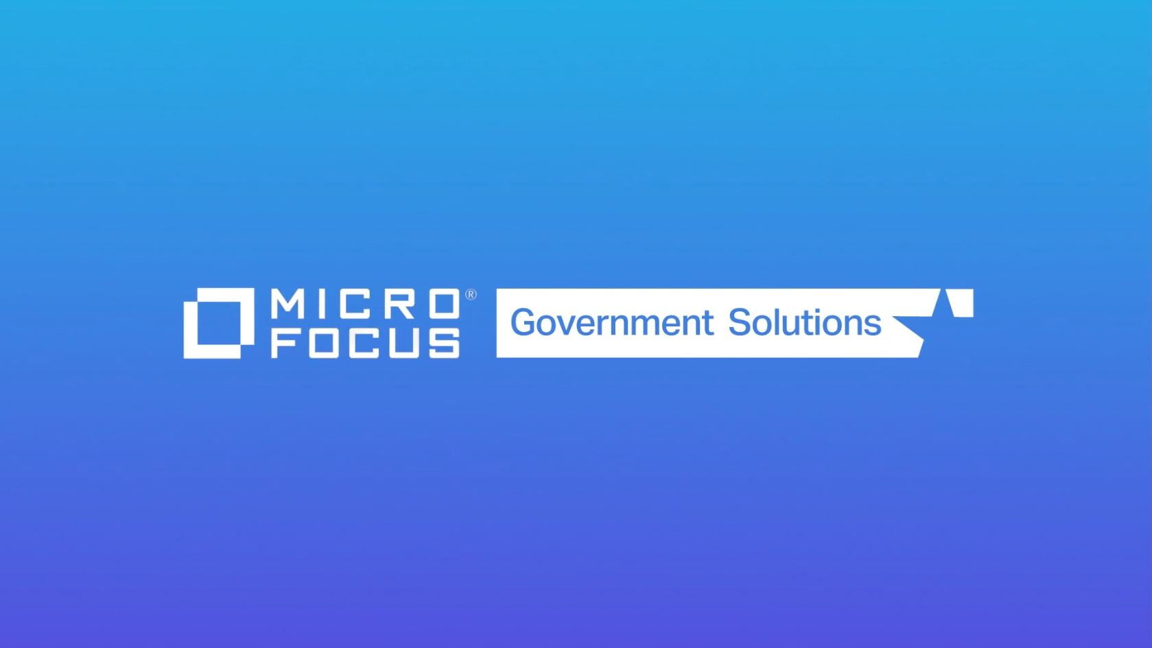 MF Gov. Solutions Animation