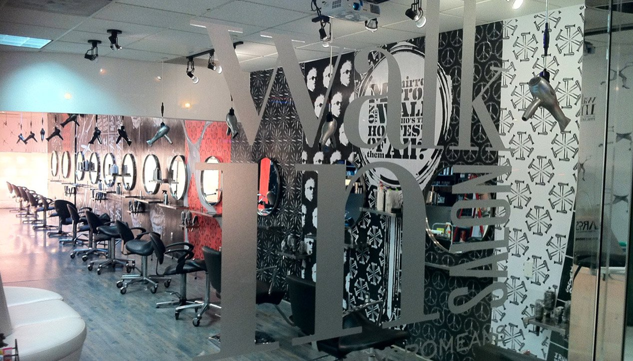 Creating an Iconic Salon Brand for the Industry's Biggest Icon